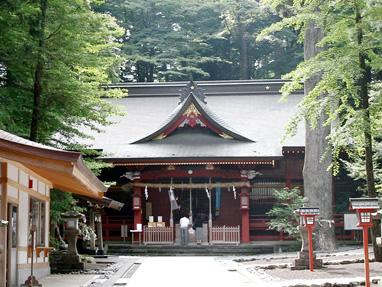静岡県小山町富士浅間神社